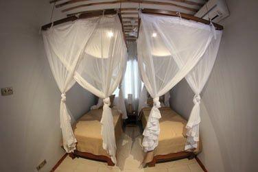 Seconde chambre, simple et cosy