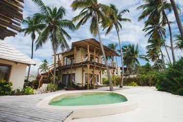 ... cette villa est parfaite pour un séjour en famille !