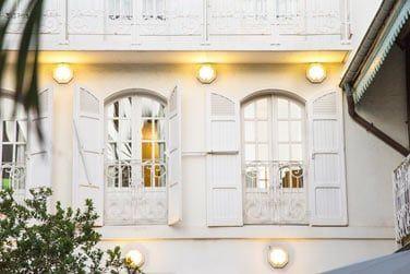 Une demeure historique, située en plein coeur de Saint-Denis, la capitale