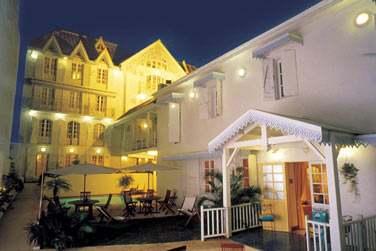 Bienvenue à l'hôtel Juliette Dodu à la Réunion