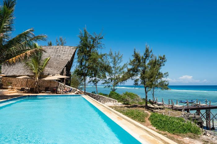 Hôtel Sunshine Marine Lodge 3*, Zanzibar