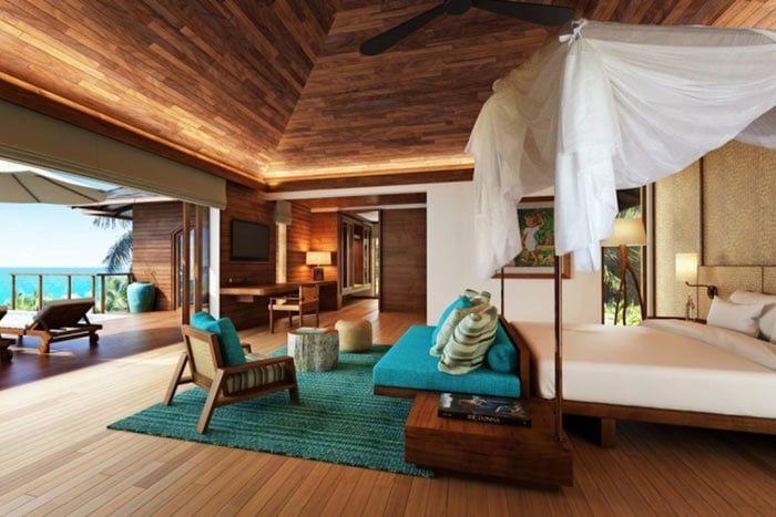 villa hideaway avec piscine