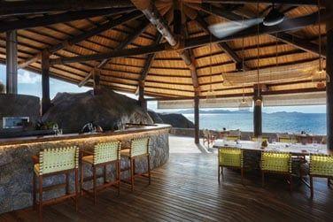 Le restaurant Ocean Kitchen