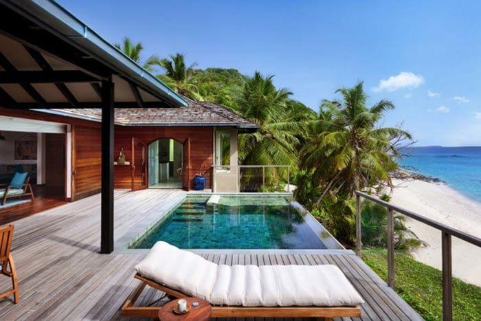 villa pasyon avec piscine