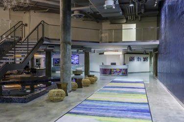 Le design de l'hôtel reflète à la perfection le côté Art déco de la ville de Miami