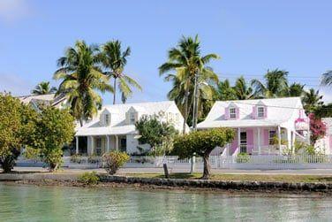 Les villages pittoresques de l'île...