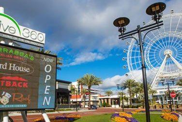 Fun et amusement vous attend ensuite à Orlando, la ville des immenses parcs à thème : Walt Disney World, Universal Studio, Sea World...