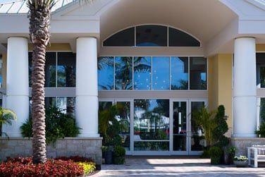 Vous serez logé au Wyndham Orlando Resort International Drive