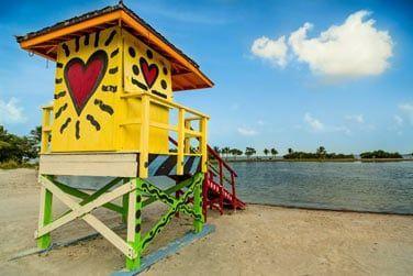Commencez votre aventure par la ville mythique de Floride : Miami