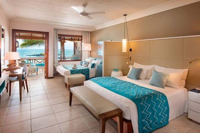 junior suite front de mer