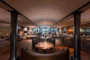 Le Blue Penny Café, restaurant gastronomique proposant des menus aux saveurs du monde...