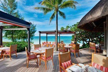 Restaurant La Spiaggia et son cadre enchanteur près de la plage