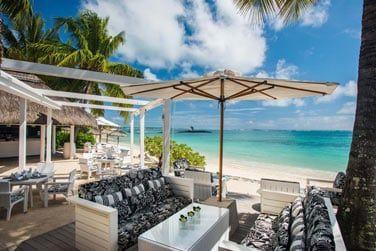 Restaurant de plage La Kaze