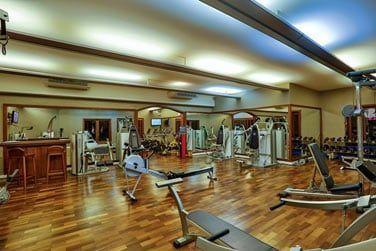 Gardez la forme au centre de fitness