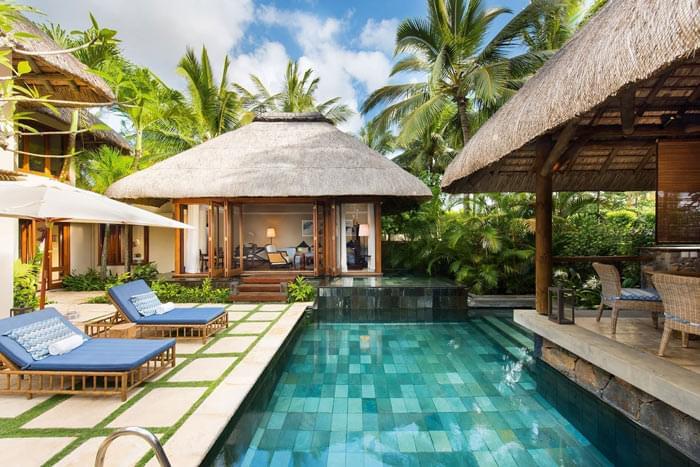 villa 3 chambres (piscine)