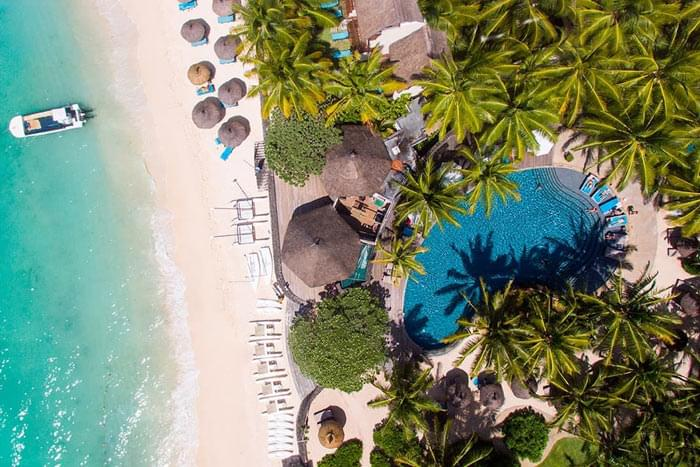 constance belle mare plage resort ile maurice