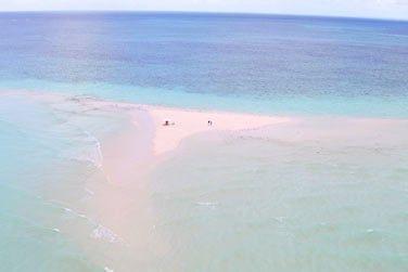 Situé au nord de l'île de Pemba