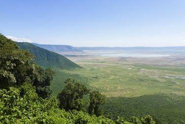 Des paysages variés entre montagnes, lacs et brousse à l'infinie...