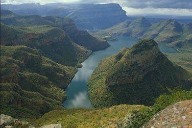 Découvrez les somptueux paysages de l'Afrique du Sud...
