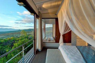 De votre hôtel de charme observez le superbe paysage qui s'offre à vous