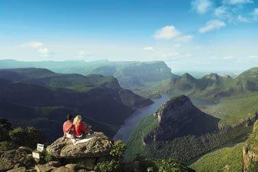 Le Blyde River Canyon, troisième gorge la plus profonde du monde