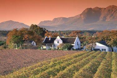 Ne manquez pas la route des vins...