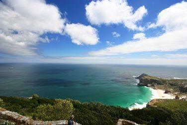 Découvrez la pointe de l'Afrique au Cap de Bonne espérance...