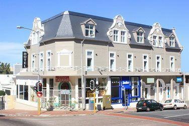Le Cloud Nine Boutique Hotel au Cap pour la version standard