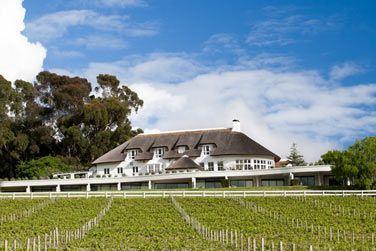 L'hôtel Mount Rochelle sur la Route des vins pour la version supérieure