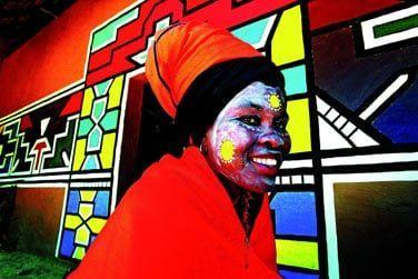 Laissez-vous charmer par cette culture sud-africaine haute en couleurs