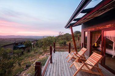 ... profitez d'une belle vue sur le paysage environnant !