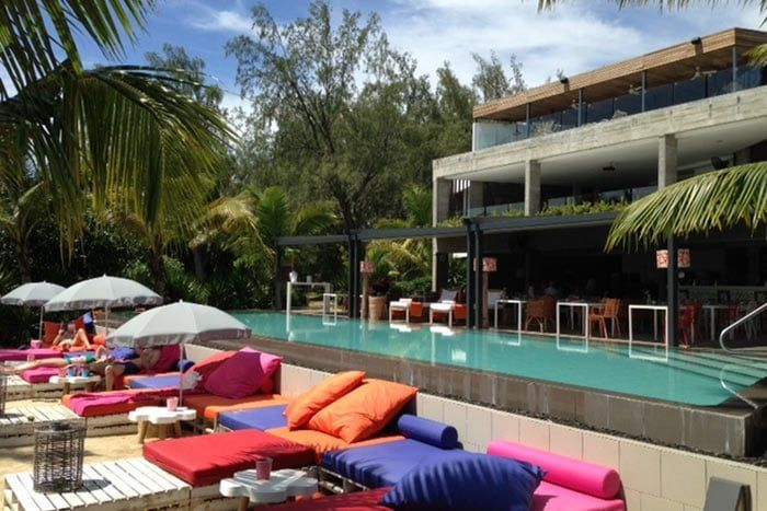 Hôtel Mystik Life Style Hotel 3*, Ile Maurice