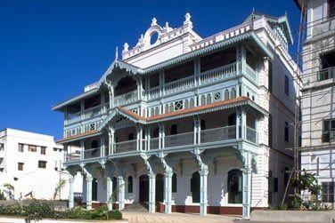 Découvrez Stone Town, capitale de Zanzibar