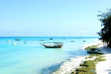 Clôturez ce beau voyage sur l'une des belles plages de Zanzibar