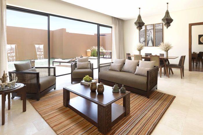 villa vue jardin avec piscine (2 chambres)