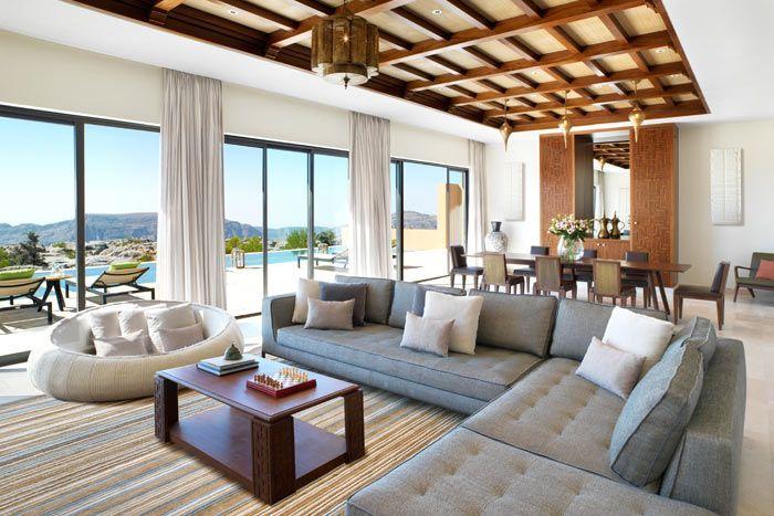 villa royal mountain 3 chambres