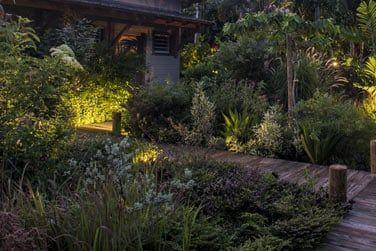 Ce jardin reflète parfaitement l'âme de l'hôtel