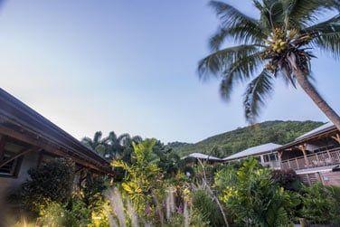 Passez un séjour relaxant à l'hôtel Frenh Coco...