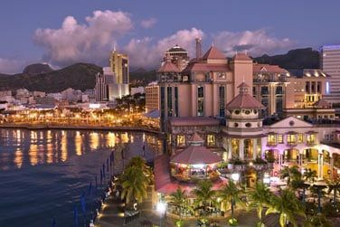 Port Louis, capitale de l'île Maurice