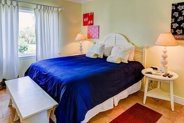 Les appartements confortables et fonctionnels