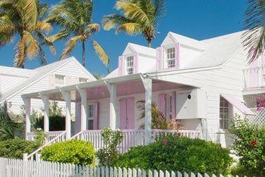 Le style traditonnel des villas