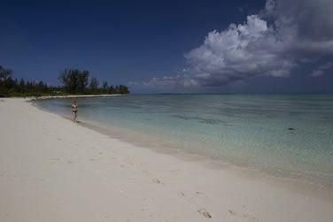 1ère escale : l'île de Nassau