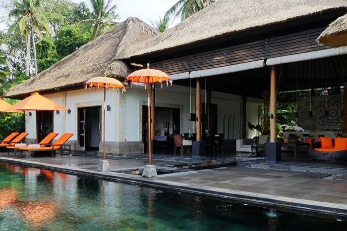villa privée orchids (2 à 3 chambres)