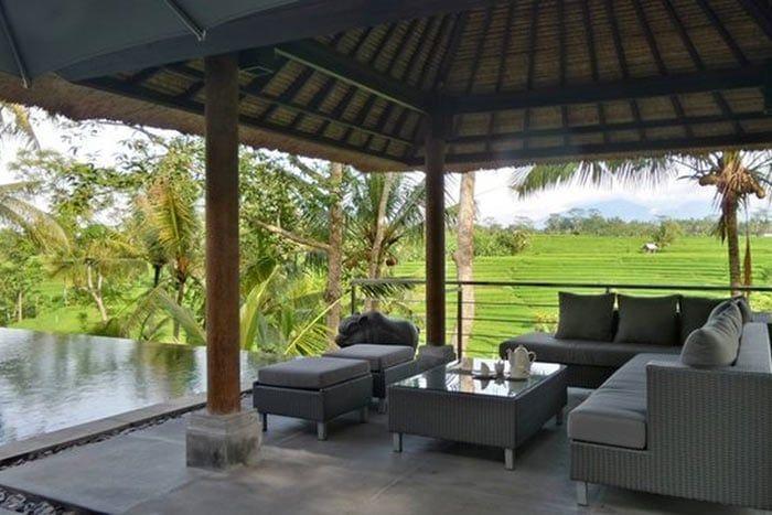 villa privée condensé (2 à 4 chambres)