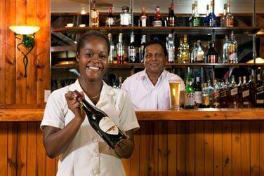 Laissez vous guider par le barman qui vous conseillera merveilleusement