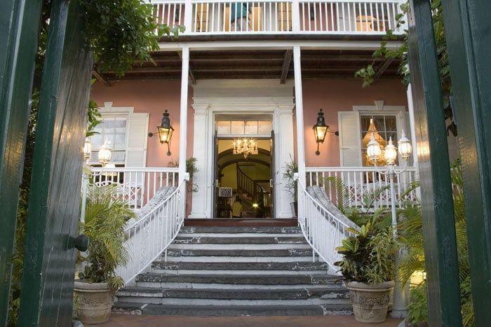 Hôtel Graycliff, Bahamas