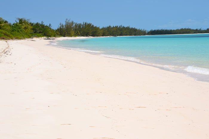 Cat Island du nord au sud, Bahamas
