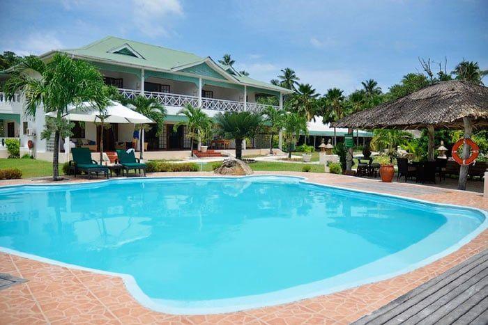 Hôtel Habitation Cerf Island 2* Supérieur, Seychelles
