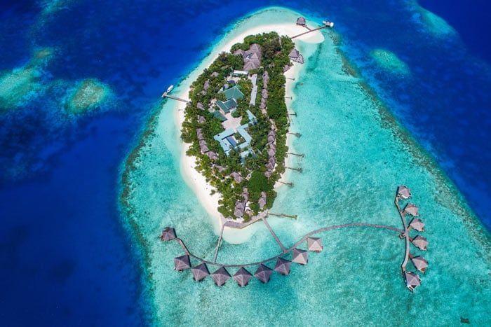 Hôtel Adaaran Club Rannalhi 3* Supérieur, Maldives