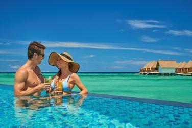 L'endroit parfait pour profiter de la douce chaleur tropicale !